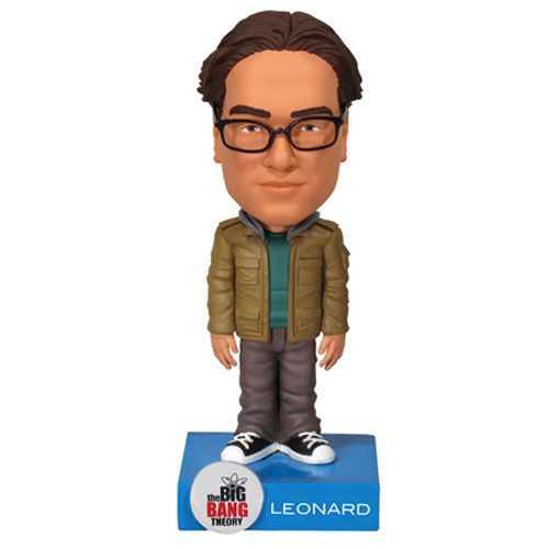Leonard - The Big Bang Theory Bobblehead - Funko Wacky Wobbler 2