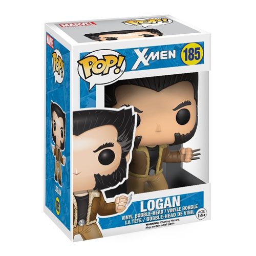 Logan / Wolverine - Funko Pop Marvel Universe X-Men 3