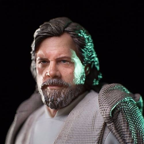 Luke Skywalker Jedi Master - Star Wars Art Scale 1/10 - Iron Studios 3