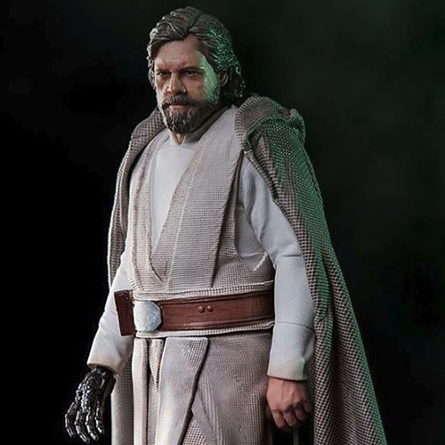 Luke Skywalker Jedi Master - Star Wars Art Scale 1/10 - Iron Studios 2