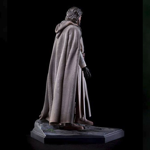 Luke Skywalker Jedi Master - Star Wars Art Scale 1/10 - Iron Studios 4