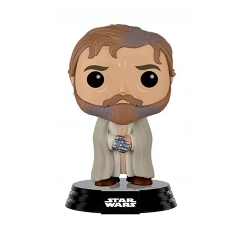 Luke Skywalker (Mestre / Jedi Master) - Funko Pop Star Wars The Force Awakens 2