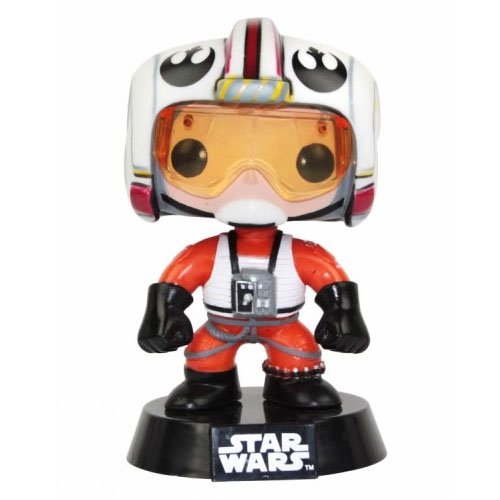 Luke Skywalker X-Wing Pilot - Funko Pop Star Wars 3