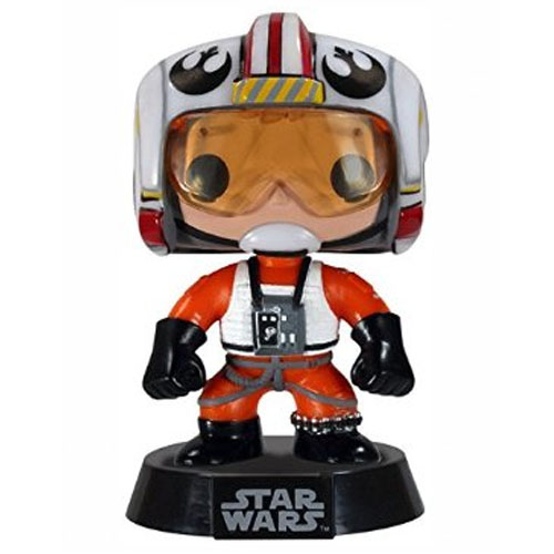Luke Skywalker X-Wing Pilot - Funko Pop Star Wars 2