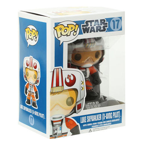 Luke Skywalker X-Wing Pilot - Funko Pop Star Wars 4