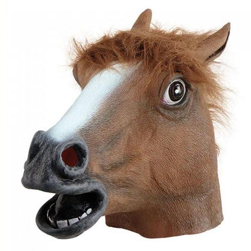 Máscara Cabeça de Cavalo 2