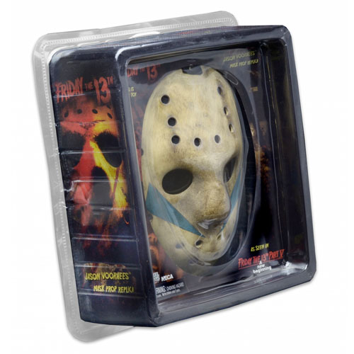 Máscara Jason Voorhees - Mask Prop Rep Friday the 13th / Sexta-Feira 13 3