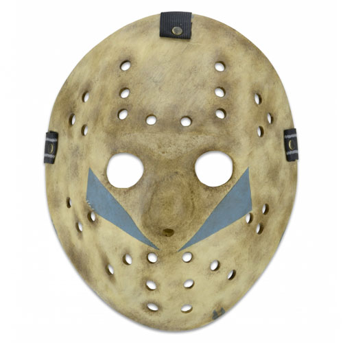 Máscara Jason Voorhees - Mask Prop Rep Friday the 13th / Sexta-Feira 13 2