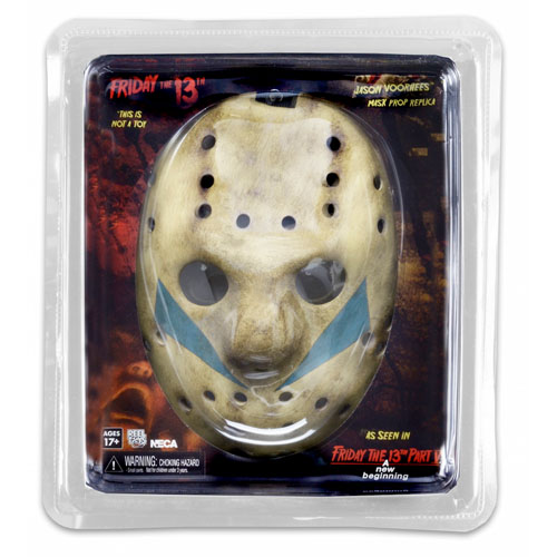 Máscara Jason Voorhees - Mask Prop Rep Friday the 13th / Sexta-Feira 13 4