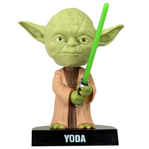 Mestre Yoda - Bobble Head Star Wars - Funko Wacky Wobbler 2