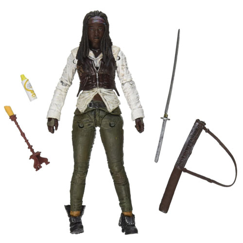 Michonne - Action Figure The Walking Dead - McFarlane Toys 2