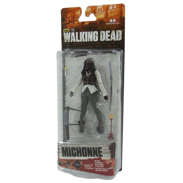 Michonne - Action Figure The Walking Dead - McFarlane Toys 3