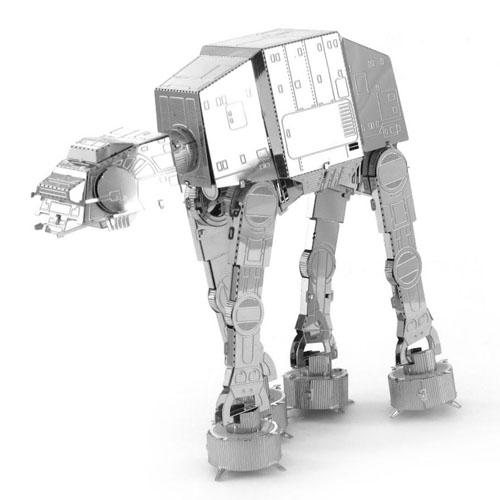 AT-AT - Miniatura para Montar Metal Earth - Star Wars 2