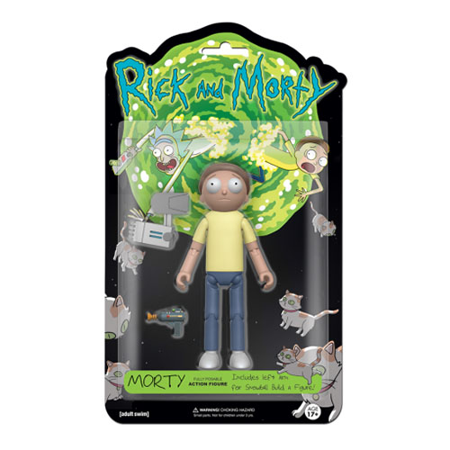 Morty - Action Figure Rick and Morty 4