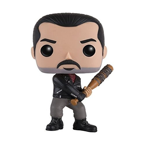 Negan e Lucille - Funko Pop The Walking Dead 2