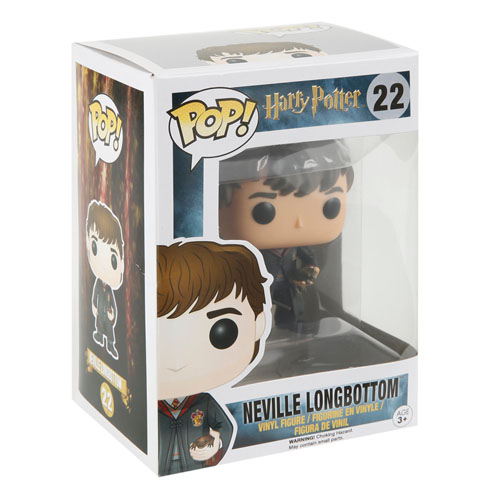 Neville Longbottom - Funko Pop Harry Potter 3