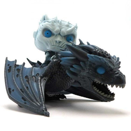 Night King & Icy Viserion - Funko Pop Game of Thrones Rides 2