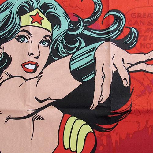 Pano de Prato - Mulher-Maravilha / Wonder Woman - DC Comics 2