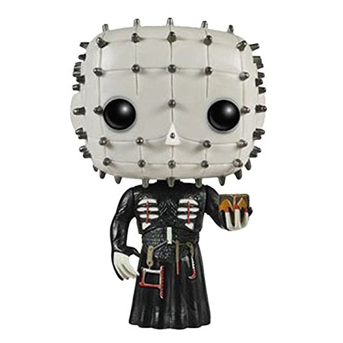 Pinhead - Funko Pop Movies Hellraiser - Renascido do Inferno 2