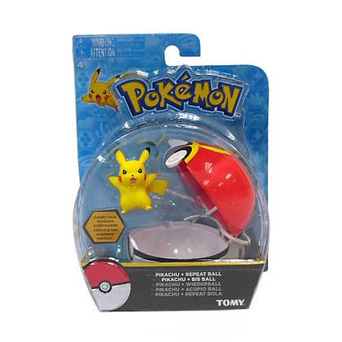 Pokebola / Repeat Ball com Pikachu - Pokemon 3