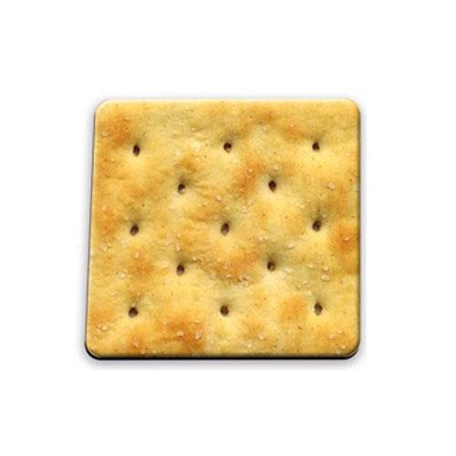 Porta-Copos Bolacha / Biscoito Cracker - Set com 4 3