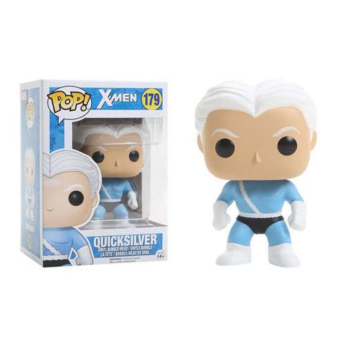 Mercurio / Quicksilver - Funko Pop Marvel Universe X-Men
