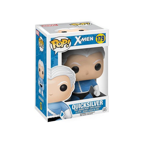 Mercurio / Quicksilver - Funko Pop Marvel Universe X-Men 3