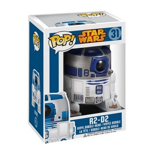 R2-D2 - Funko Pop Star Wars  4