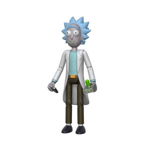 Rick - Action Figure Rick and Morty 3