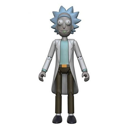 Rick - Action Figure Rick and Morty 2