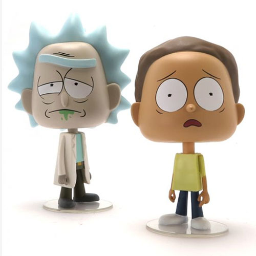 Rick e Morty - Conjunto Vynl Rick and Morty 2