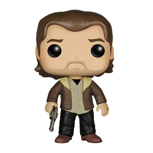 Rick Grimes (Com Casaco) - Funko Pop The Walking Dead 2