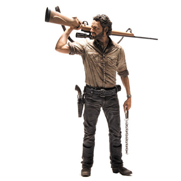 Rick Grimes - Deluxe Action Figure The Walking Dead 2