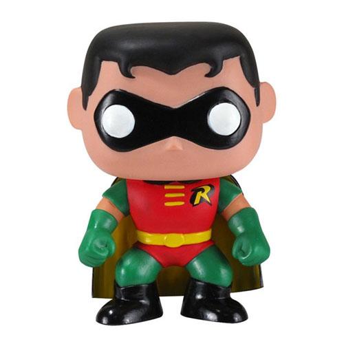 Robin - Funko Pop DC Comics Super Heroes 2