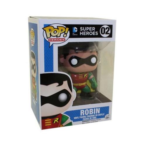 Robin - Funko Pop DC Comics Super Heroes 3