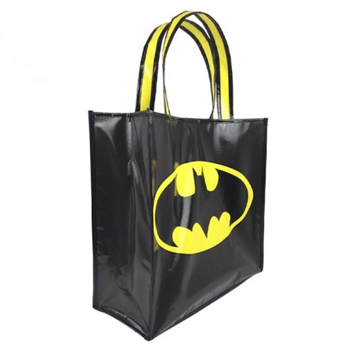 Sacola Batman Logo - DC Comics
