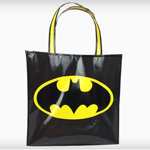 Sacola Batman Logo - DC Comics 2