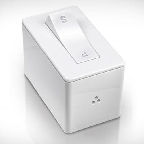 Saleiro e Pimenteiro Interruptor - Switch