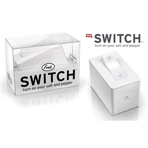 Saleiro e Pimenteiro Interruptor - Switch 5