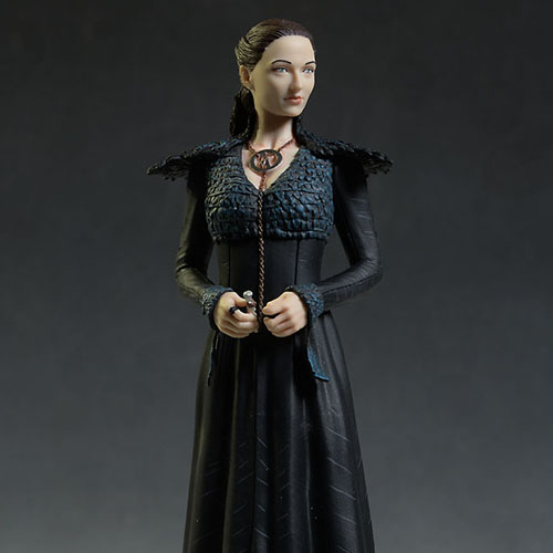 Sansa Stark - Estátua Game of Thrones - Dark Horse 3