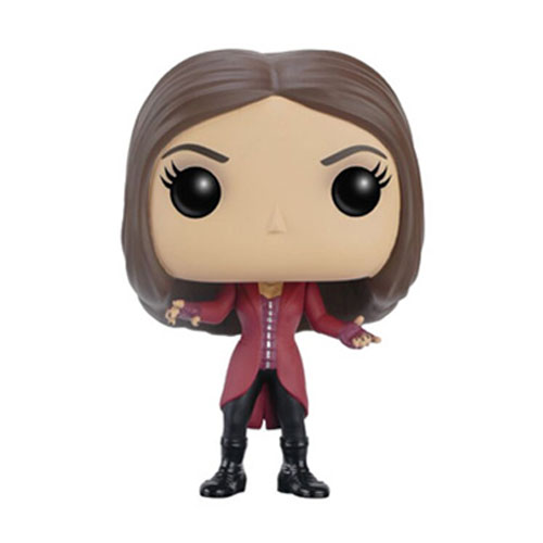 Scarlet Witch / Feiticeira Escarlate - Funko Pop Captain America Civil War Marvel 2