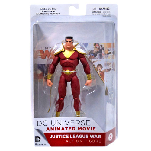 Shazam - Action Figure Justice League War - DC Collectibles 3