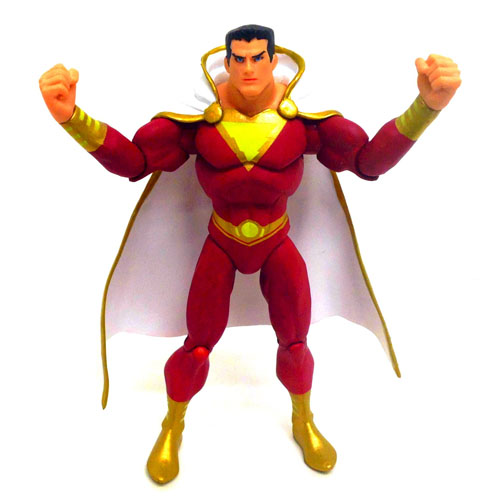 Shazam - Action Figure Justice League War - DC Collectibles 2