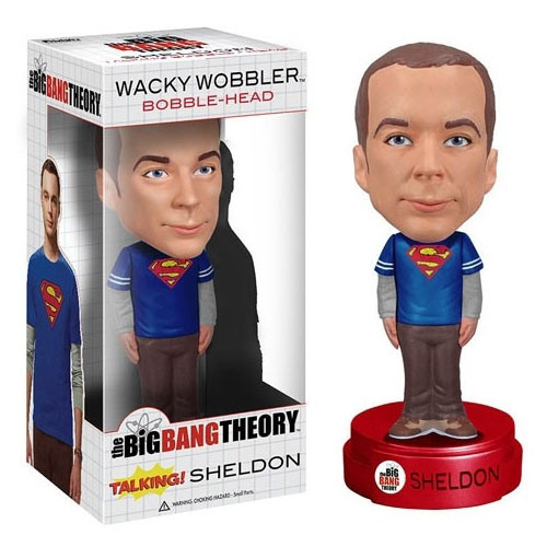 Sheldon Falante - The Big Bang Theory Bobblehead - Funko 2