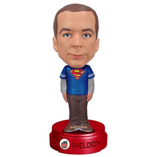 Sheldon Falante - The Big Bang Theory Bobblehead - Funko 3
