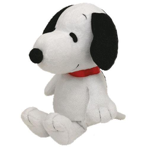 Snoopy - Pelúcia Charlie Brown - 32 cm