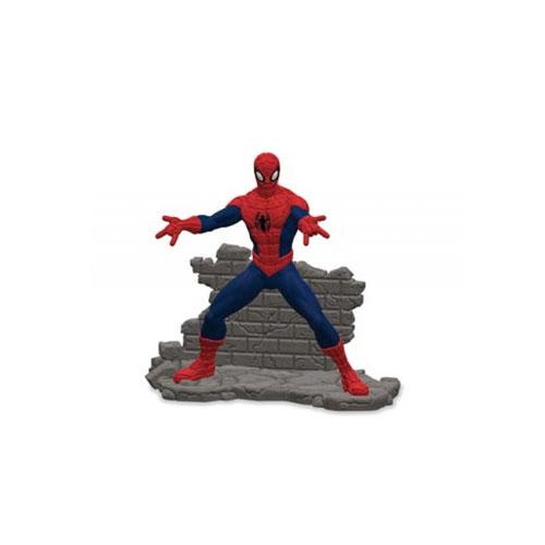 Spider-Man / Homem-Aranha - Estatueta Marvel - Schleich 3
