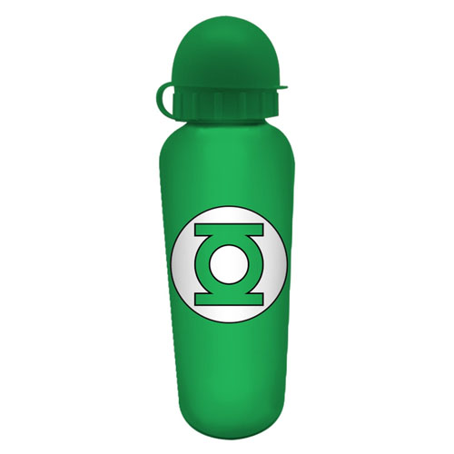 Squeeze de Alumínio Lanterna Verde / Green Lantern Logo - DC Comics