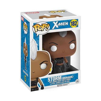 Storm  (Mohawk) / Tempestade (c/ Moicano) - Funko Pop Marvel Universe X-Men 3