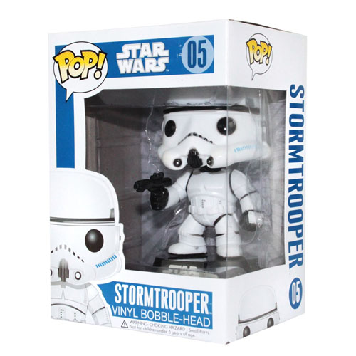 Stormtrooper Imperial - Funko Pop Star Wars 3
